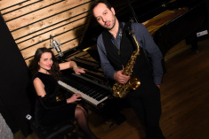 Duo LANA & Anthony (sax)