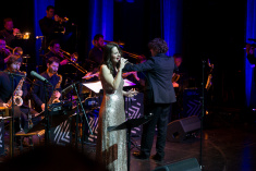 LANA & HRT Big Band @ The Museum of modern arts, Zagreb (2015) photo
